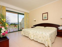 Son Bou hotels with sea view