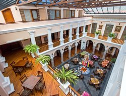 Top-10 hotels in the center of Quito