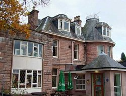 Top-3 hotels in the center of Crieff