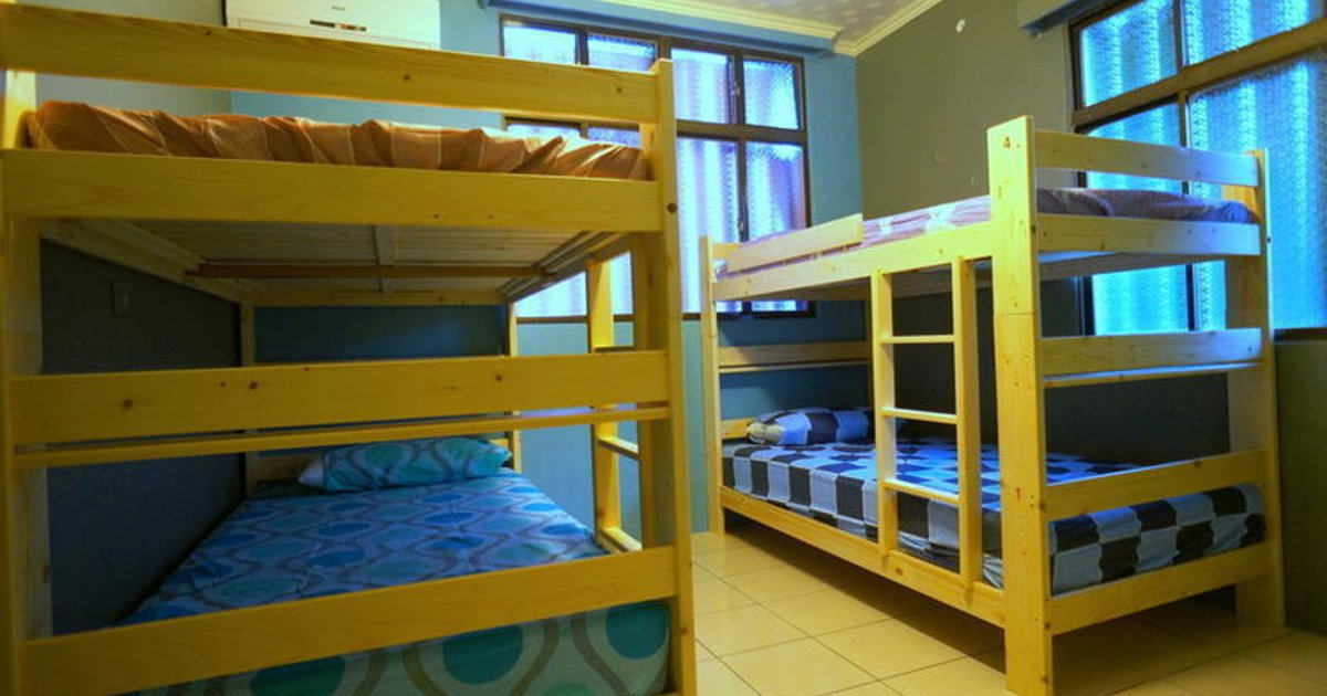Backpacker Hostel Luodong