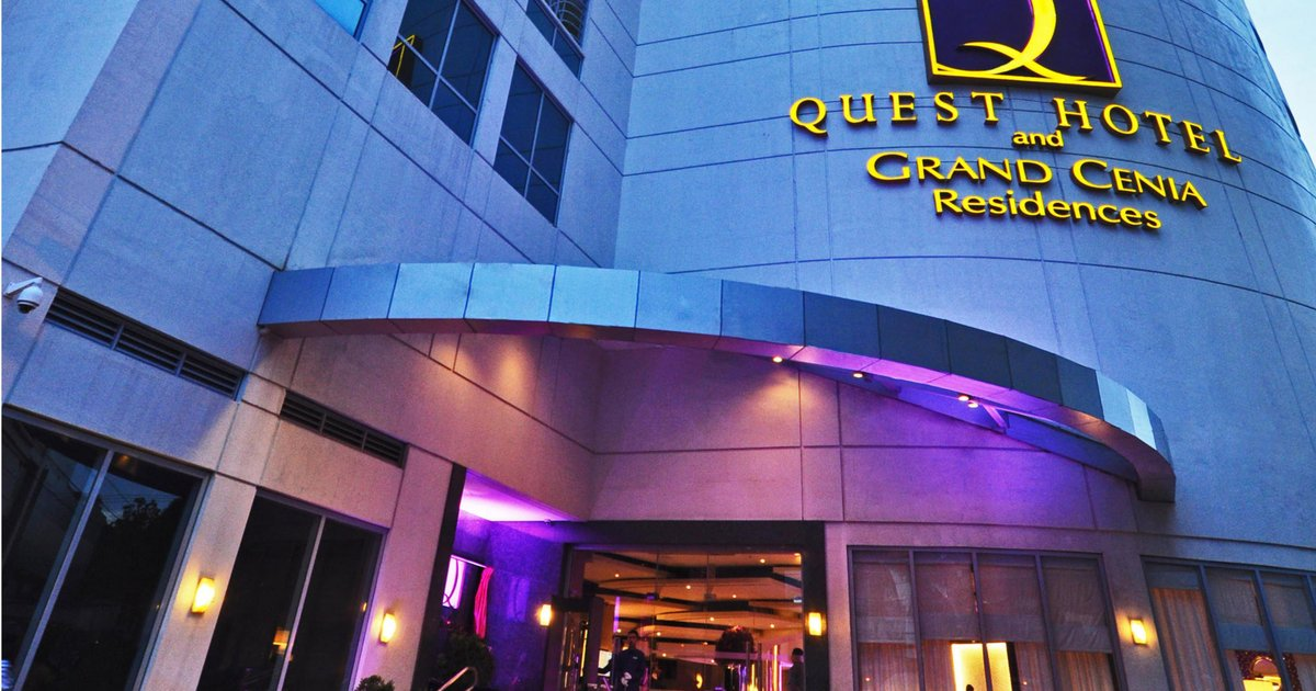Quest Hotel & Conference Center - Cebu