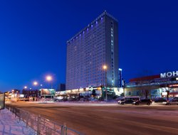 The most popular Novosibirsk hotels