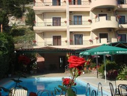 Sarande hotels with swimming pool