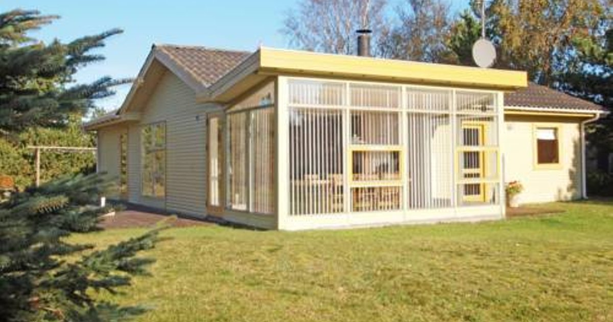 Holiday home Halvrebene H- 1524