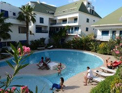 Amilcar Cabral hotels with sea view