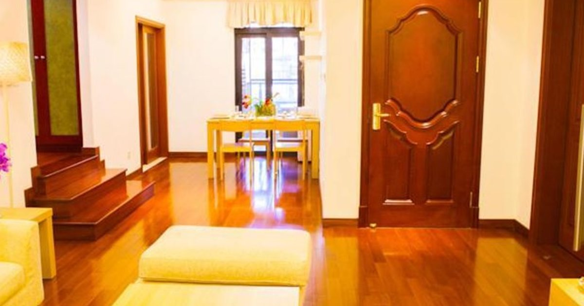Yopark Serviced Apartment(Qiang Sheng garden)