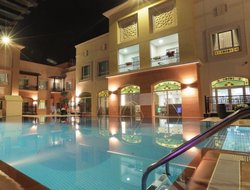 Ras Al Khaimah hotels with Russian personnel