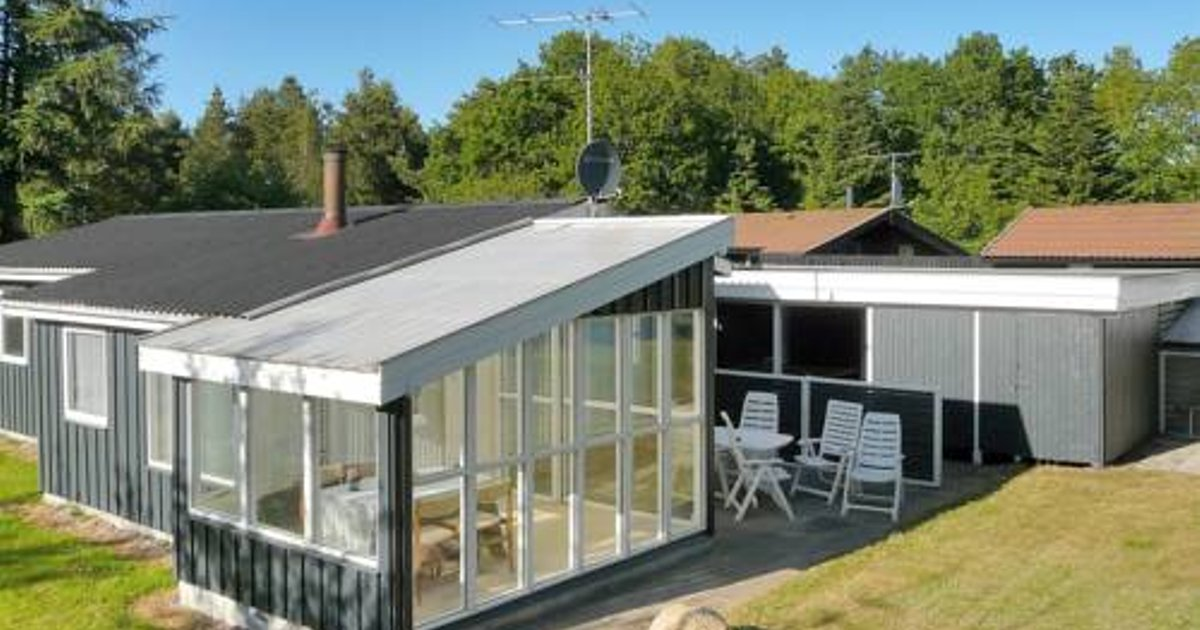 Holiday home Sletten B- 4174