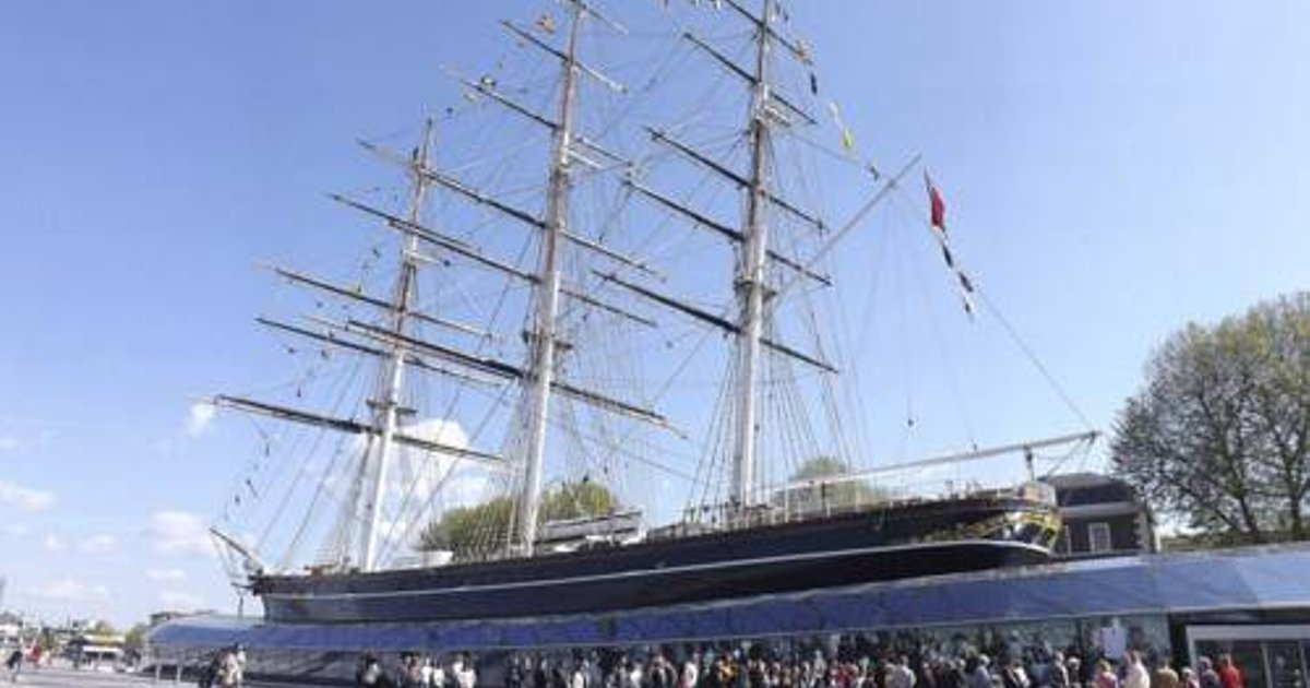 Cutty Sark Apartment