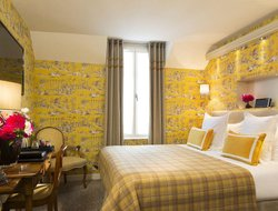 Top-10 romantic Paris hotels