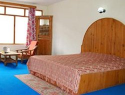Top-10 hotels in the center of Manali