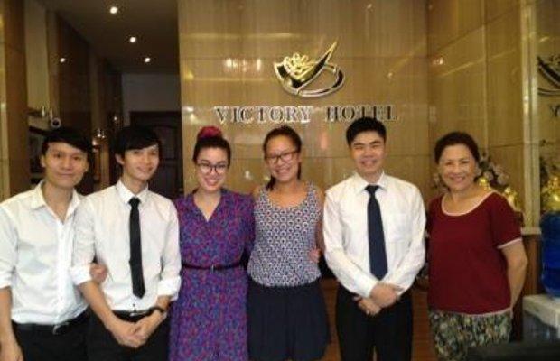 фото Hanoi Victory Hotel 373410140