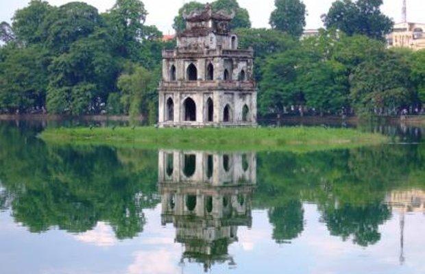 фото Hanoi Garnet Hotel 373424767