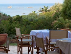 Villasimius hotels with sea view