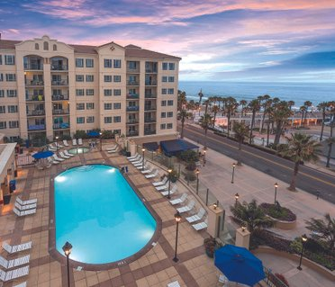 Wyndham Oceanside at the Pier