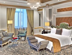 Top-10 of luxury Moscow hotels