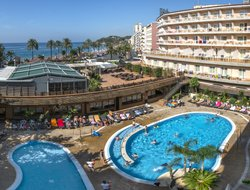Lloret de Mar hotels for families with children
