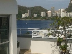 Brazil hotels with lake view