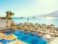 Top-10 hotels in the center of Torba