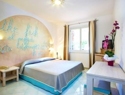 Top-3 romantic Santa Teresa Gallura hotels