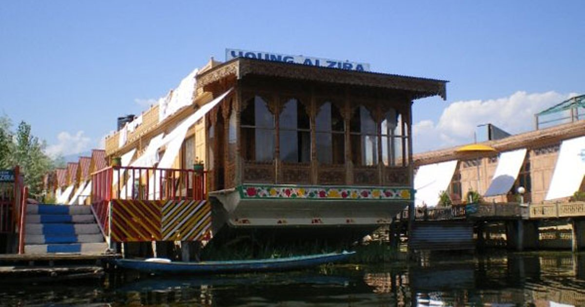 Houseboat Young Alzira