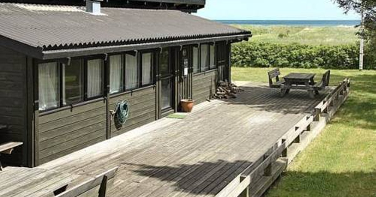 Three-Bedroom Holiday home in Hadsund 36