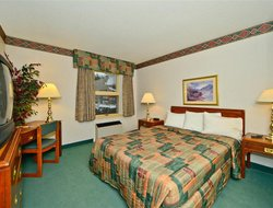 Pets-friendly hotels in Parry Sound