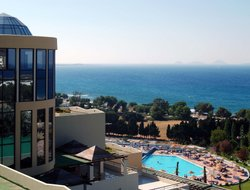 Psalidi Beach hotels with sea view