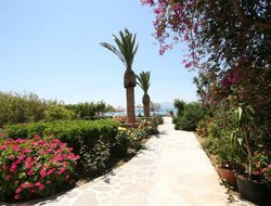 Top-8 hotels in the center of Agia Anna