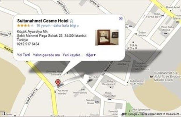 фото Sultanahmet Cesme Hotel 414112499
