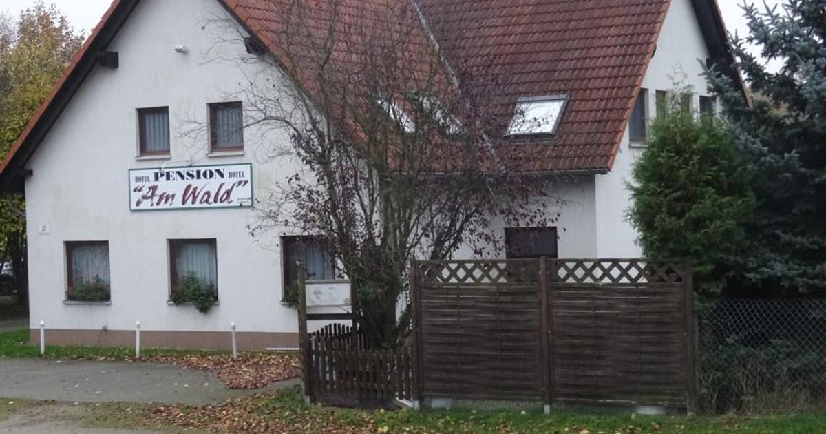 Hotel Pension Am Wald