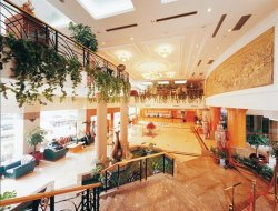 Top-6 hotels in the center of Jinjiang