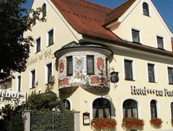 Top-7 hotels in the center of Unterfoehring