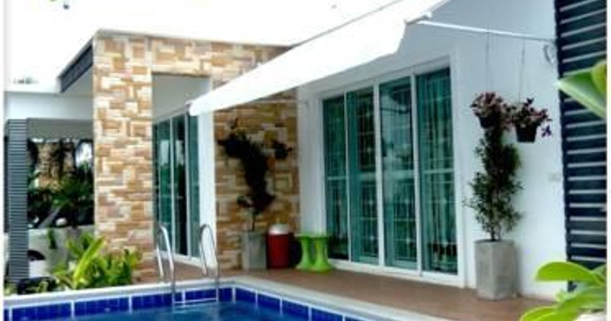 Home Taradol Pool Villa