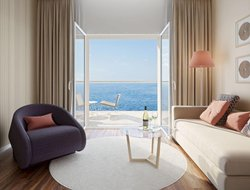 Top-10 hotels in the center of Porec
