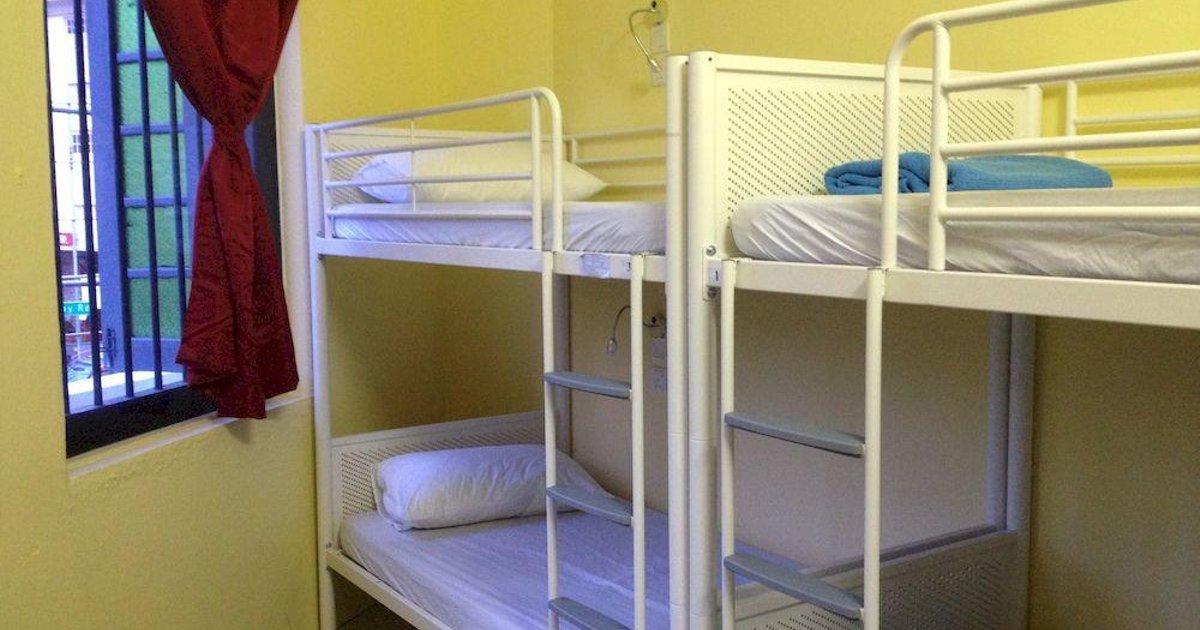 โรงแรม โฮสเทล ทราเวลเลอร์ ลอฟต์ แอท จาลัน เบซาร์ สิงคโปร์