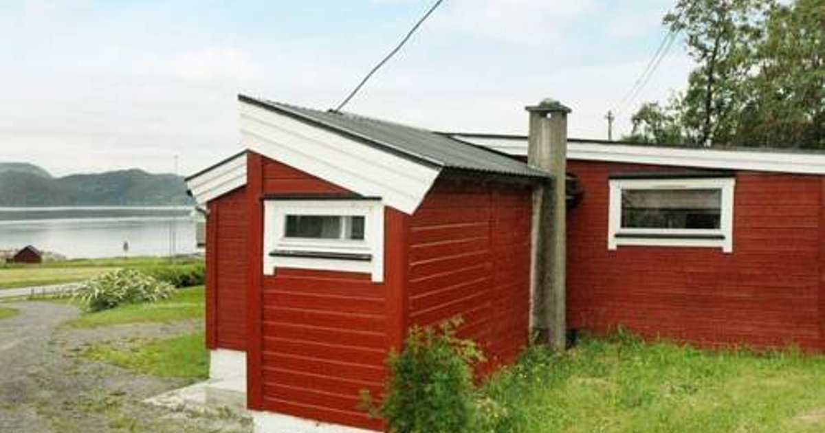 One-Bedroom Holiday home in Fiskå