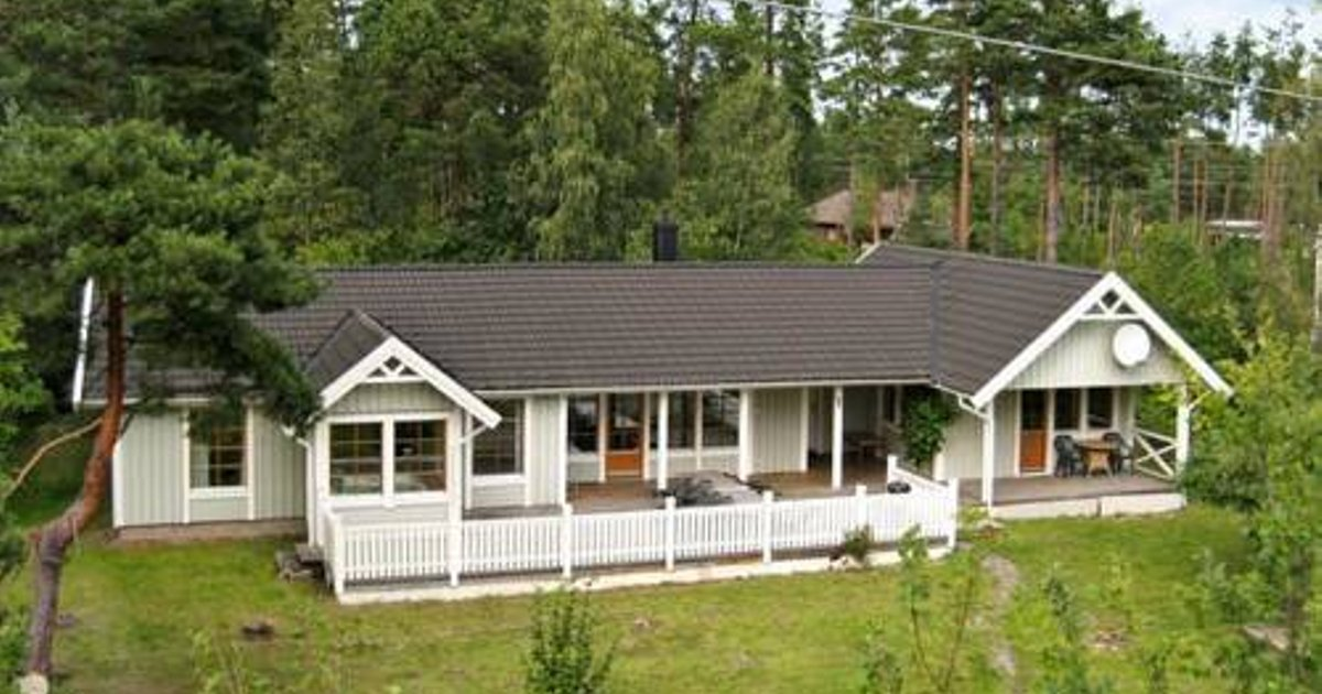 Three-Bedroom Holiday home in Köpingsvik 1