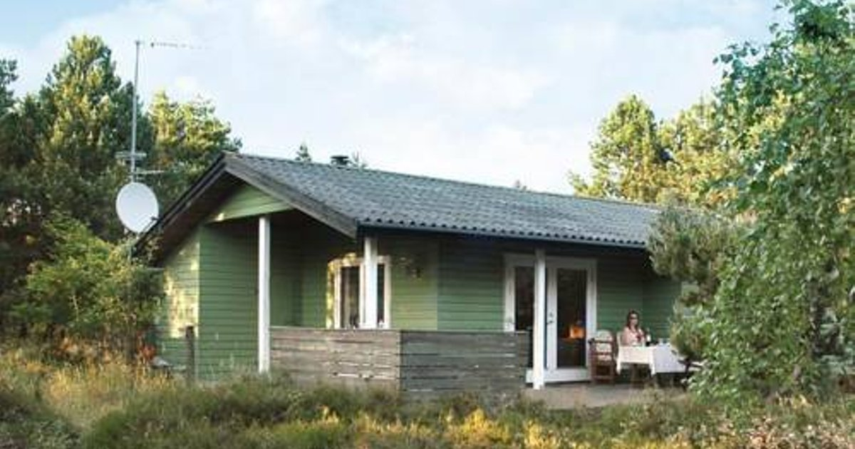 Three-Bedroom Holiday home in Sjaellands Odde 1