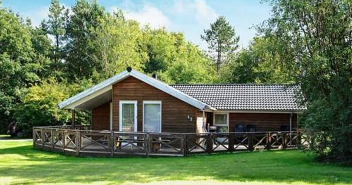 Three-Bedroom Holiday home in Oksbøl 11