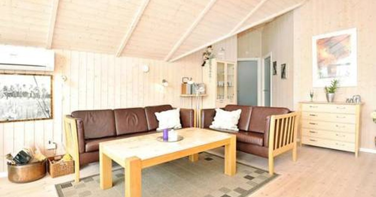Three-Bedroom Holiday home in Hemmet 22