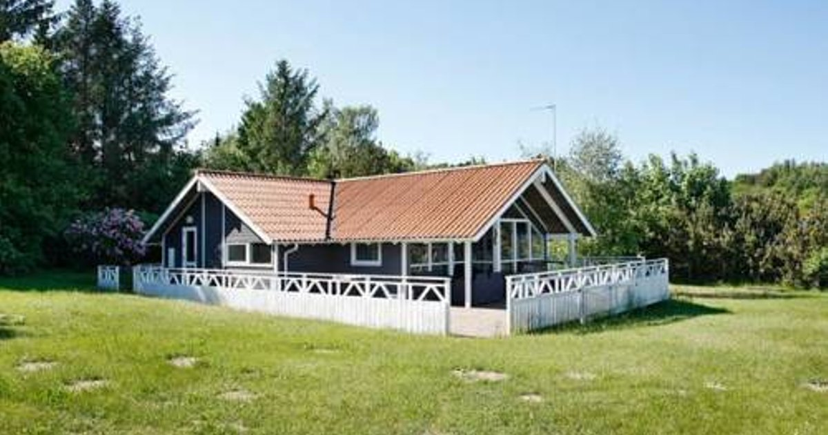 Three-Bedroom Holiday home in Ebeltoft 36