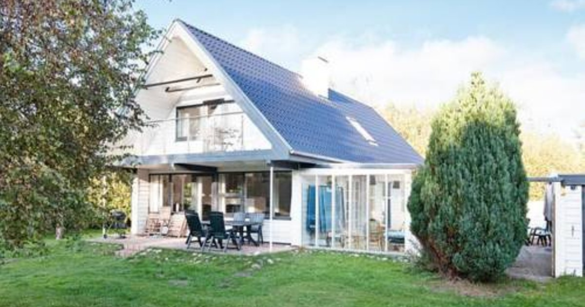 Five-Bedroom Holiday home in Ebeltoft 5