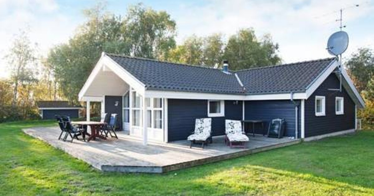 Four-Bedroom Holiday home in Ebeltoft 24