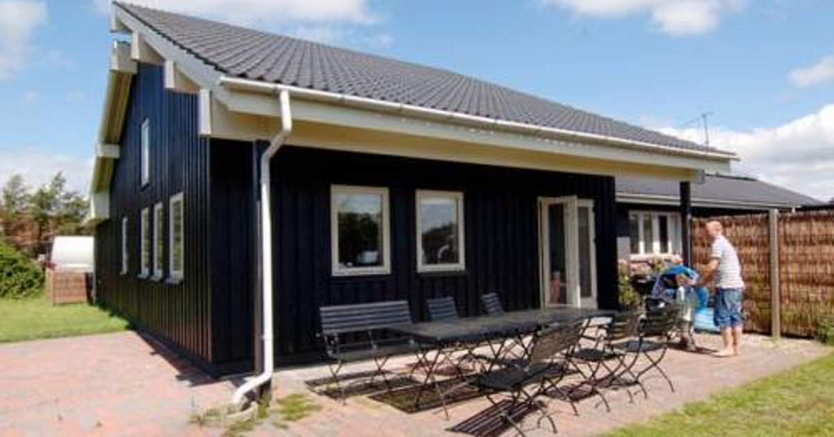 Three-Bedroom Holiday home in Blåvand 24