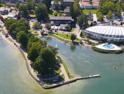 Prien am Chiemsee hotels with lake view
