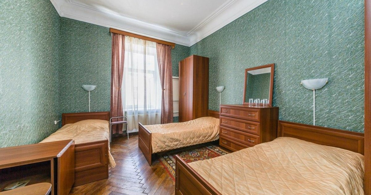 WonderHostel on Nevsky - Retro
