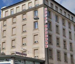 Genebra: CityBreak no Hotel Moderne desde 73.47€