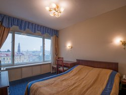 Kazan hotels with river view
