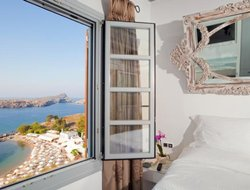 Rhodes Island hotels with sea view